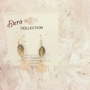 Pink and Green NWT Earrings